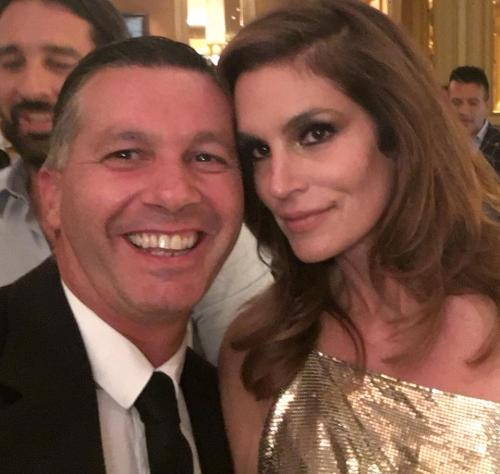 Cindy Crawford al ReNoir